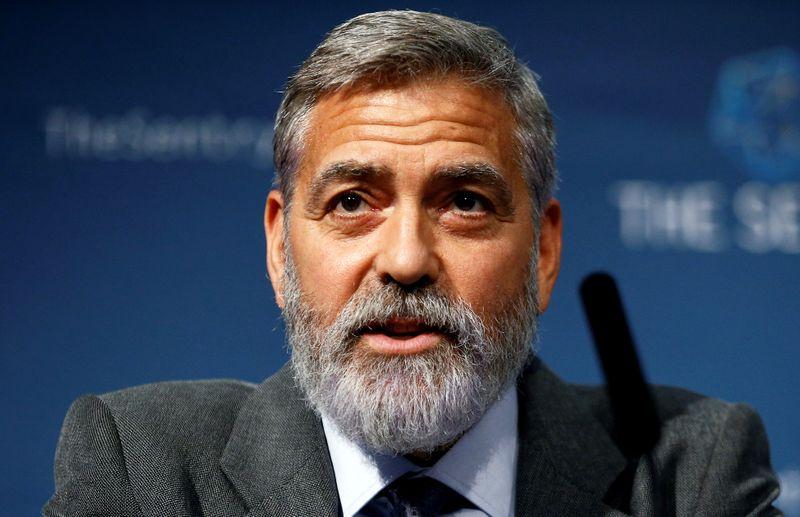 Após críticas de George Clooney a Orbán e Bolsonaro, Hungria reage
