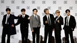 BTS obtém primeira indicação ao Grammy de uma banda de K-Pop