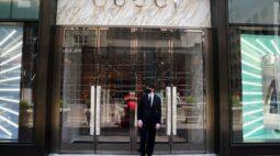 Gucci doa US$500.000 ao Unicef para ajudar no fornecimento de vacinas contra Covid