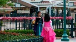 Disney de Hong Kong será reaberta em 25 de setembro