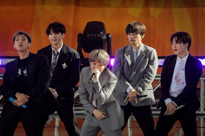 Boyband sul-coreana BTS cancela show de outubro em Seul por coronavírus