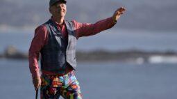 """Bill Murray é alvo de reclamação da Doobie Brothers por usar música em anúncio de camisa de golfe """"feia"""""""
