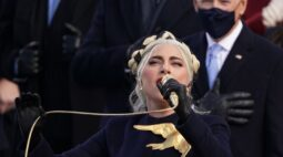 Lady Gaga e Jennifer Lopez levam força das celebridades à posse de Biden
