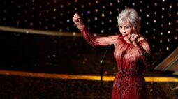 Jane Fonda receberá prêmio pelo conjunto da obra no Globo de Ouro