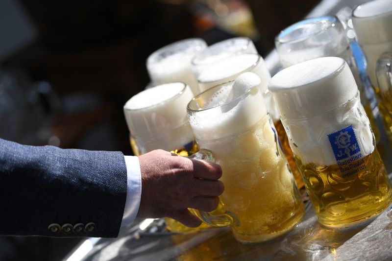 Cervejeiros alemães são forçados a descartar bebida e pedem ajuda financeira do governo