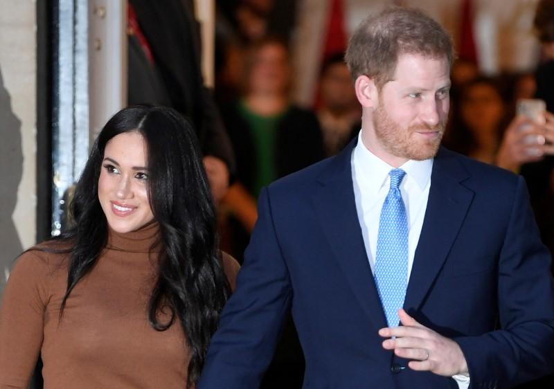 Realeza britânica e príncipe Harry e Meghan aparecerão na TV no mesmo dia