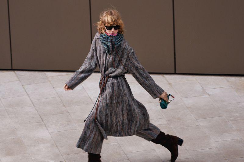 """Missoni comemora """"vida normal"""" em Semana da Moda de Milão virtual"""