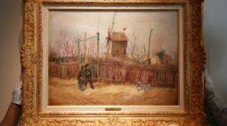Pintura de Van Gogh será exibida ao público pela primeira vez