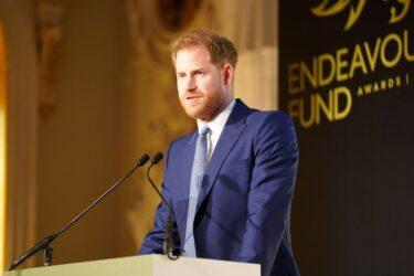 Deixei o Reino Unido para fugir de imprensa tóxica, diz príncipe Harry