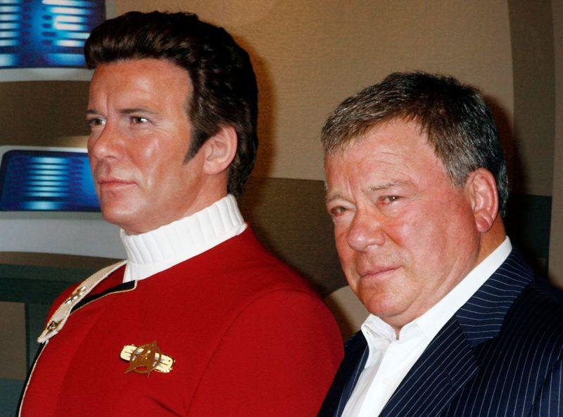 Inteligência artificial vai eternizar capitão Kirk