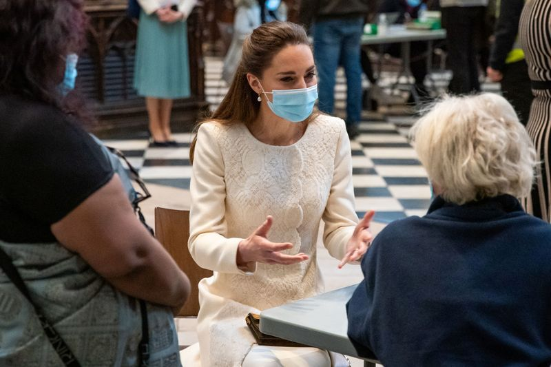 Duquesa de Cambridge, Kate lança livro de retratos para relembrar a pandemia