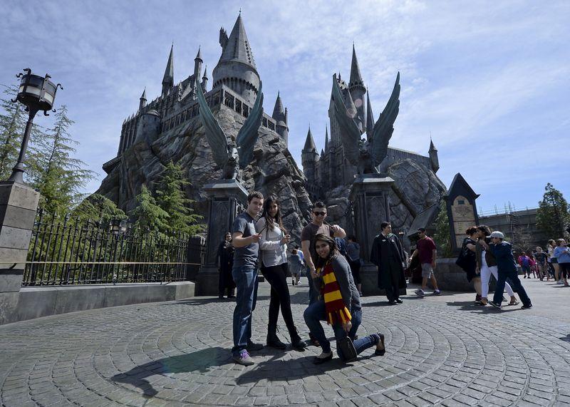 Parque Universal Studios da Califórnia reabrirá em 16 de abril