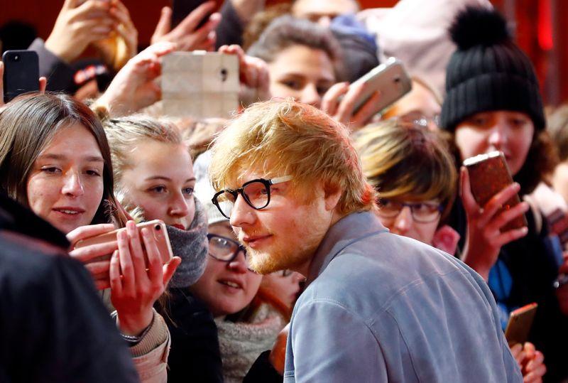 Juiz recusa pedido e Ed Sheeran precisará enfrentar acusação de plágio