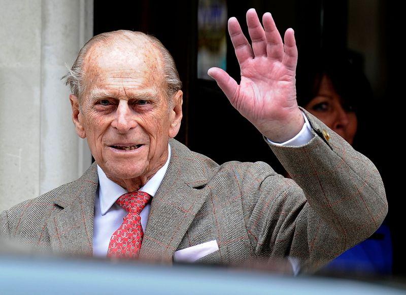 OBITUÁRIO-Príncipe Philip era figura dura no coração da monarquia britânica
