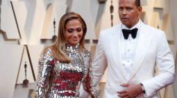 """Jennifer Lopez e Alex Rodriguez se separam por serem """"melhores como amigos"""""""