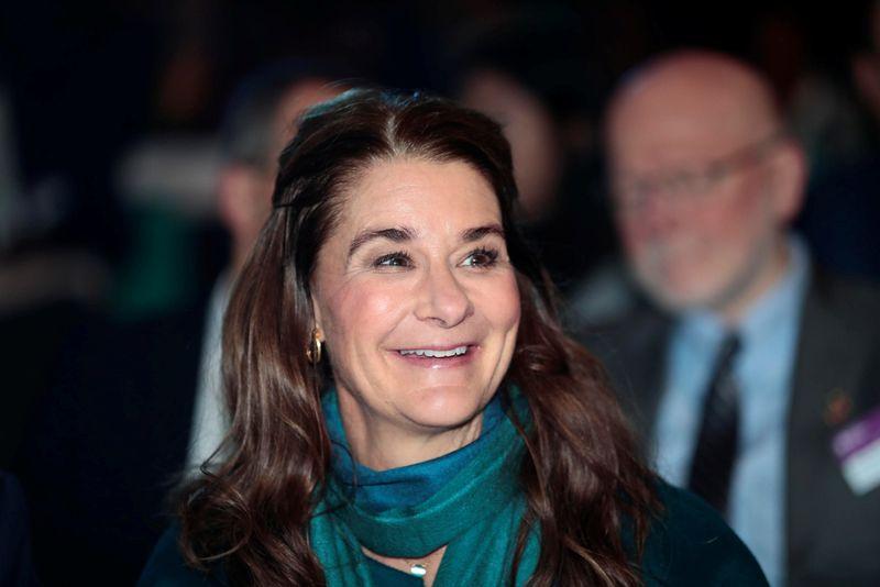 Melinda Gates acredita que governo dos EUA doará doses de vacinas contra Covid-19 em breve