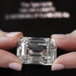 Diamante de 101 quilates irá a leilão em venda de joias em Genebra