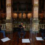 Artistas do Theatro Municipal do Rio voltam à ativa em apresentações virtuais