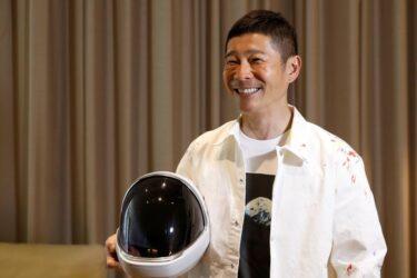 Magnata da moda japonês Maezaw visitará Estação Espacial Internacional, diz TV