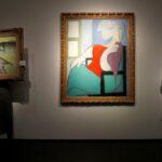Pintura a óleo de Picasso é vendida por US$ 103 milhões em leilão