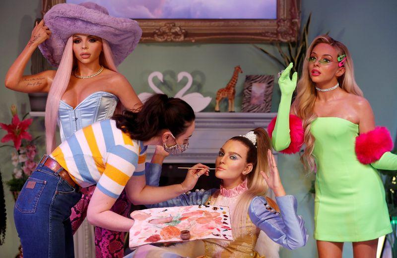 Little Mix ganha estátuas de cera no Madame Tussauds de Londres