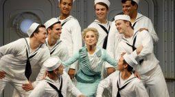 """Musical """"Anything Goes"""" é estímulo para público de Londres após Covid-19, diz elenco"""