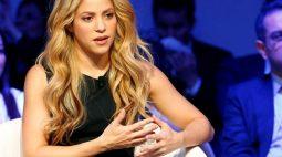 Justiça espanhola quer julgar cantora Shakira por fraude fiscal