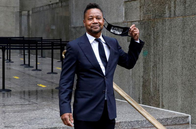 Justiça de NY conclui que Cuba Gooding Jr. é responsável em caso de estupro