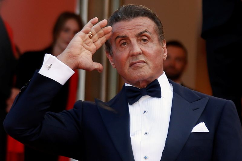 Objetos de filmes de Stallone irão a leilão em dezembro