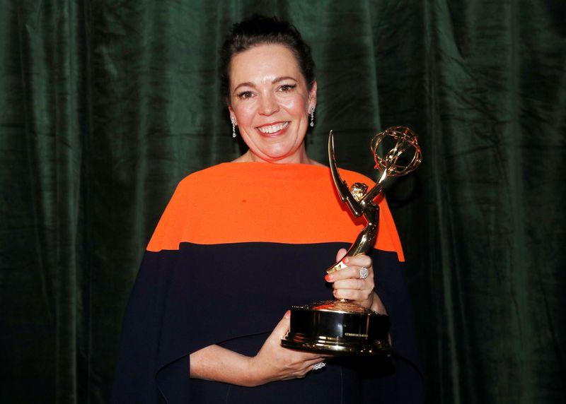"""""""Ted Lasso"""" e """"The Crown"""" triunfam em Emmy com predomínio do streaming"""