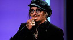 Johnny Depp critica 'cultura do cancelamento' antes de receber prêmio em San Sebastián