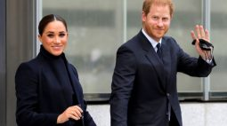 Quando Harry – e Meghan – encontraram a vice-chefe da ONU em Nova York
