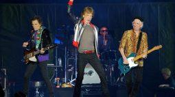 Rolling Stones iniciam 1ª turnê sem Charlie Watts com homenagem em vídeo