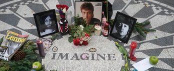 Gravação nunca lançada de John Lennon é vendida por US$ 58.300 em leilão