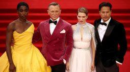"""James Bond está de volta: """"007 – Sem Tempo para Morrer"""" estreia em Londres"""