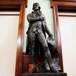 Estátua de Thomas Jefferson será retirada de câmara do Conselho de Nova York