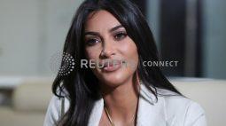 Kim Kardashian West faz parceria com marca de luxo Fendi