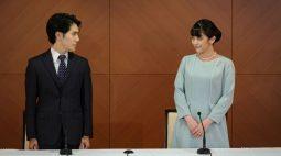 Princesa japonesa Mako supera desafios para se casar e abdica de título