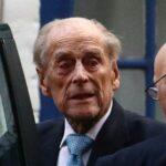 Príncipe britânico Philip é transferido de hospital para exames cardíacos