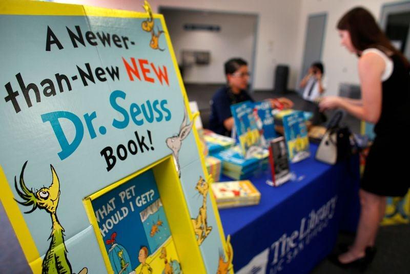 Livros do autor Dr. Seuss são retirados de circulação devido a imagens racistas