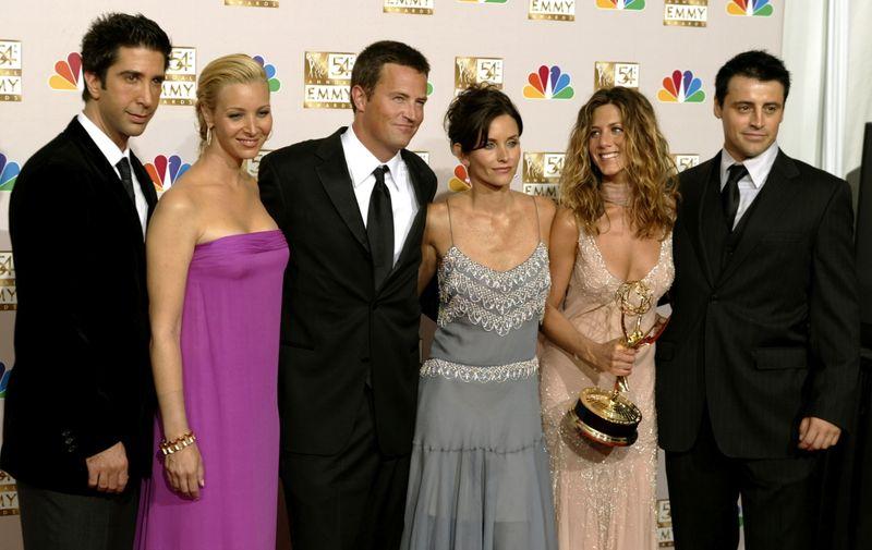 """Reunião de """"Friends"""" é como família, diz Jennifer Aniston"""