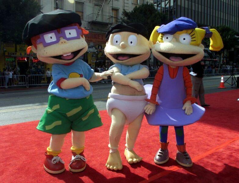 """""""Rugrats"""" voltam à TV mais travessos e com alta tecnologia"""
