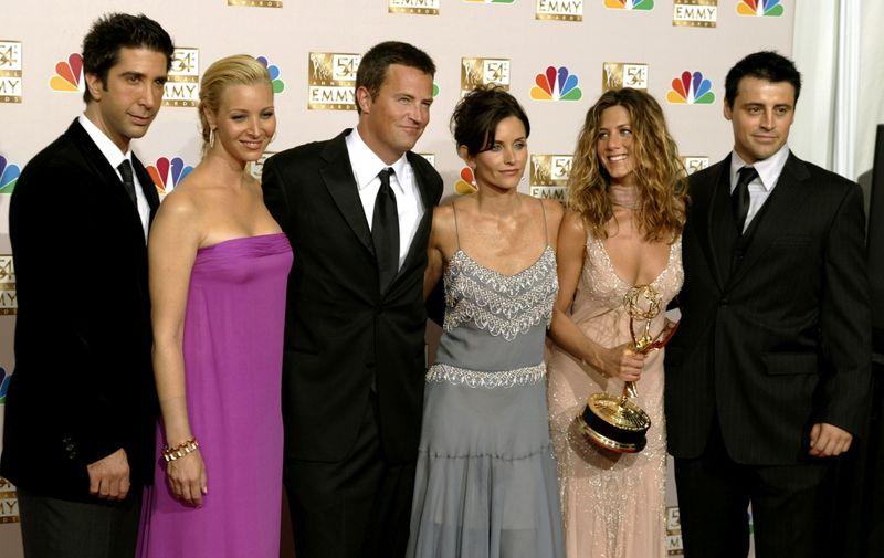 """Reencontro de """"Friends"""" terá lágrimas, riso, lembranças e convidados famosos"""