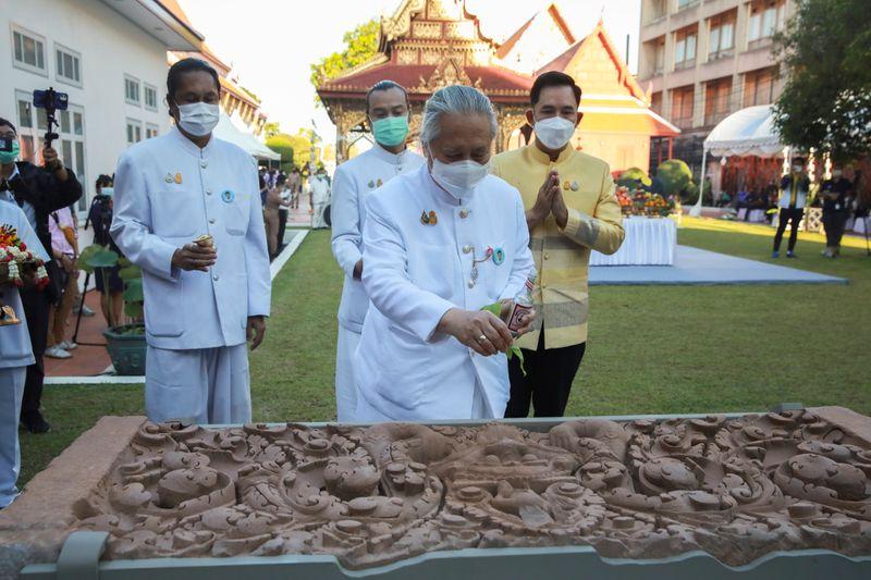 Tailândia recebe de volta artefatos roubados confiscados em San Francisco