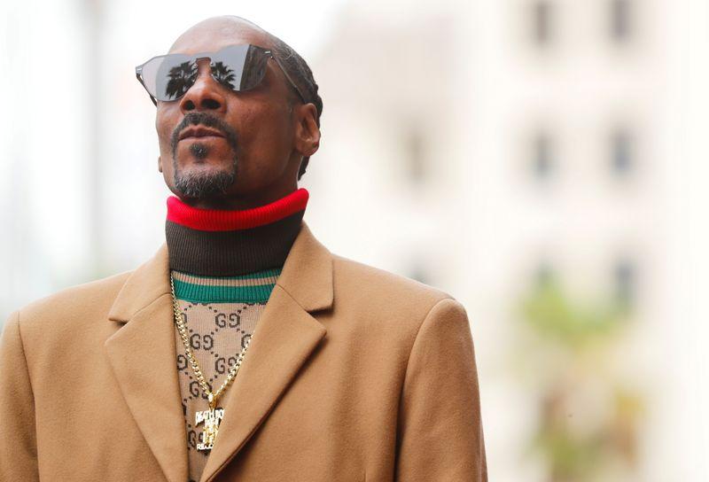 Rapper Snoop Dogg assume cargo executivo no selo Def Jam