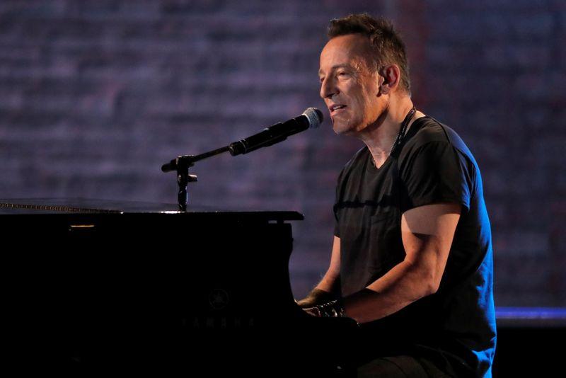 Springsteen volta à Broadway em junho com vacinação obrigatória do público