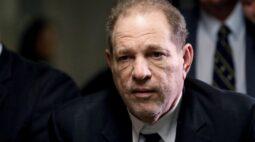 Harvey Weinstein será extraditado para Califórnia, onde enfrenta acusações de estupro e abuso sexual