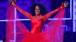 """Diana Ross diz """"obrigada"""" em nova música após 15 anos"""