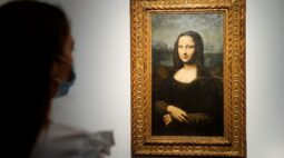 Réplica da Mona Lisa é vendida por 2,9 milhões de euros em leilão em Paris