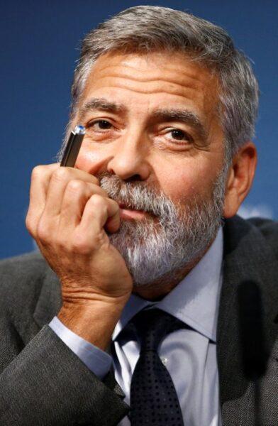 George Clooney e amigos abrem escola para treinar equipes de filmagem